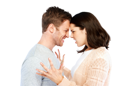 hostile and volatile couples conflict